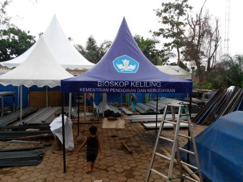 sewa tenda event