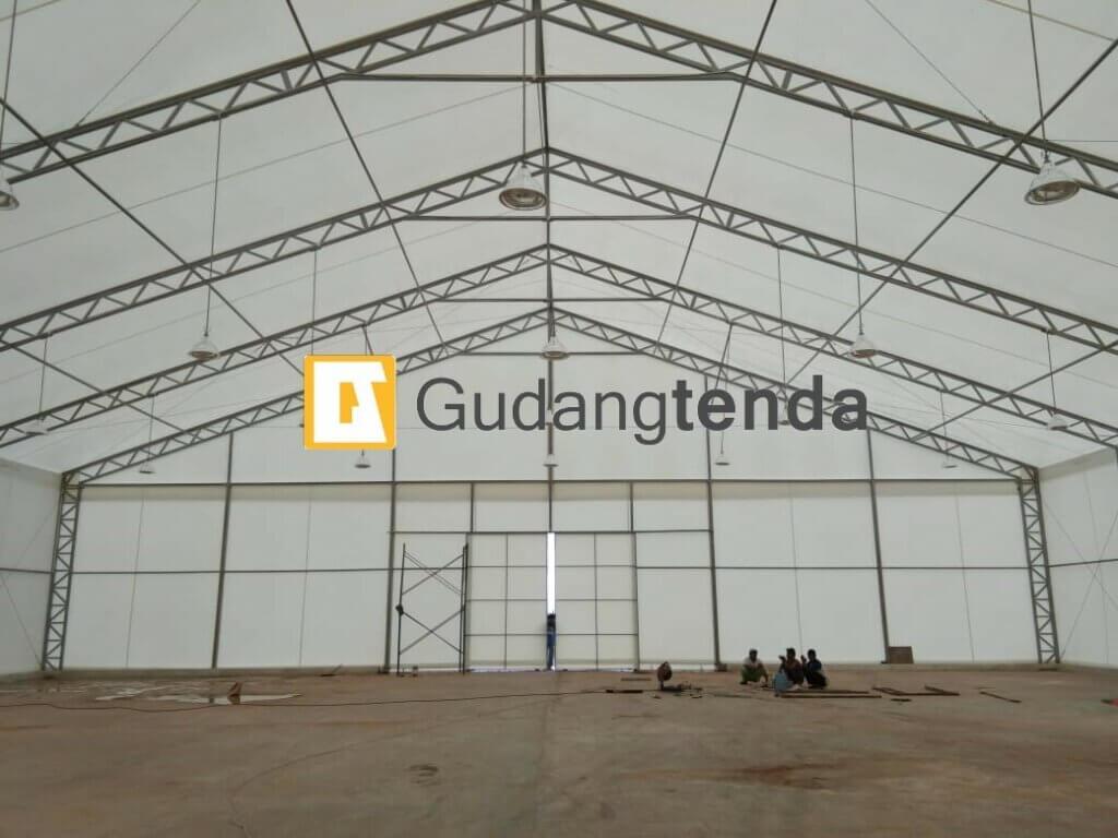 Project tenda roder bersama pertamina